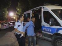 Polis Döven Cam Siliciler (Tipik Adanalı Zanlı Konuşması İçerir)