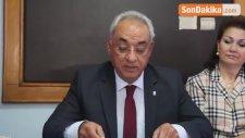 DSP Genel Başkanı Aksakal