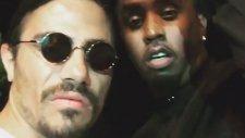 Nusret'in Hollywood'ta Rapçi Diddy'le Bir Araya Gelmesi