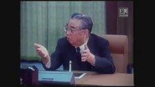 Kim İl Sung Doğu Perinçek Görüşmesi 1993