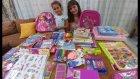 Okul Alışverişi Sonrası Çantalarımızı Yerleştiriyoruz, Eğlenceli Çocuk Videosu