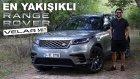 Range Rover Velar Test Sürüşü