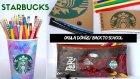 Starbucks İle Okula Dönüş / Back To School