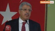 Başbakan Yardımcısı Akdağ ve AK Parti Genel Başkan Yardımcısı Demiröz, Aziziye Kongresi'ne Katıldı