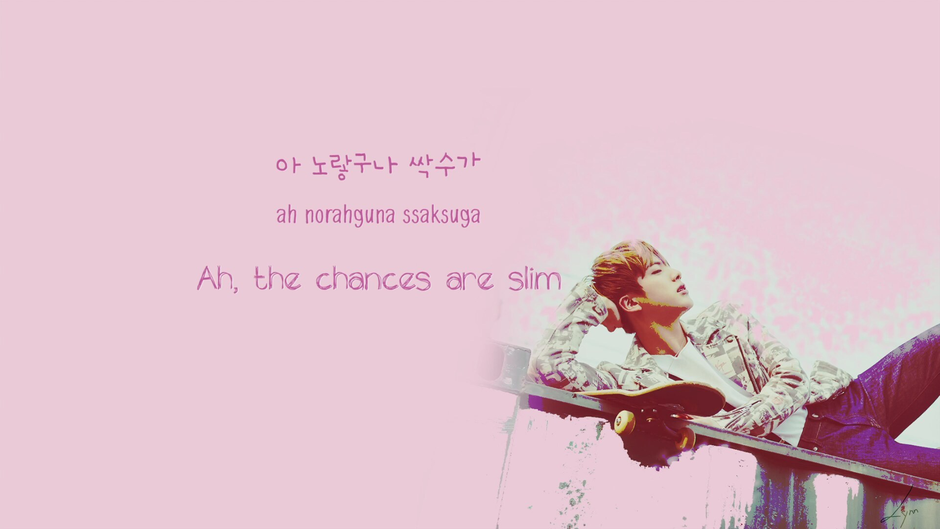 BTS – CROW TIT/SILVER SPOON (??) [Color coded Han | Rom | Eng lyrics]