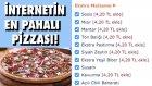 Türk İnternetinin En Pahalı Pizzasını Yaptırdık - Yediğimiz Ennn Karışık Pizza