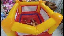 Elife Yeni Zıplama Havuzu