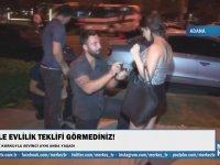 Gözaltı Senaryolu Evlilik Teklifi - Adana