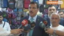 Bakan Tüfenkci'den 'Kırtasiye Ürünleri' Açıklaması