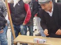 Sigara Oyununda Suriyelileri Yolan Dayı
