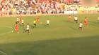Ankara Adliyespor oyuncusundan harika gol