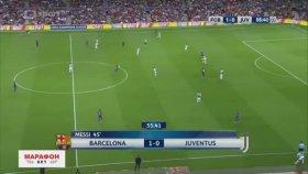 Barcelona 3-0 Juventus (Maç Özeti - 12 Eylül 2017)