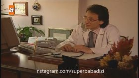 Özgür Ozan Süper Baba'da Doktor Rolünde (1997)