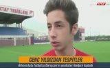 Barışcan Işık Altunbaş'ın Futbol Röportajı