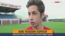 Barışcan Işık Altunbaş'ın Futbola Farklı Bir Boyut Kazandıran Röportajı