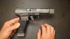 Canik Tp9sfx Amerikada Yılın Silahı Ödülünü Alan Türk Üretimi Tabanca