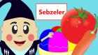 Çocuklar için Eğitici Çizgi Filmler | Sebzeleri Öğreniyorum