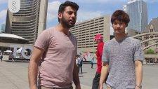 Kanada'da Nusret'i Sorduk!   Aşırı Ciddi İşler