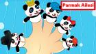 Parmak Ailesi | Finger Family Türkçe | Okul Öncesi Çocuk Şarkıları 2017 | Bebek Şarkıları Dinle