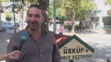 Sokak Hayvanları İçin Mini Restoran Oluşturdu