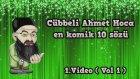 Cübbeli Ehmed İnse-Enları Güldürerek Kendini Sewdiriyor Cübbeli Tekfiyrı Bu Sahıyfeden Öğren