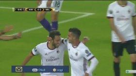 Hakan Çalhanoğlu Austria Wien Performansıyla Hayran Bıraktı: 1 Gol 2 Asist