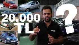 20.000 Tl'ye Hangi Dizel Otomobil?