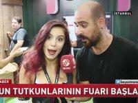 Aras Karafil'in Beyaz Tv Muhabiri Olması