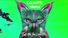 Galantis - Tell Me You Love Meft. Throttle