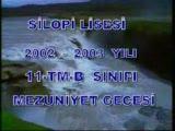 2002/2003 Mezuniyet Günü