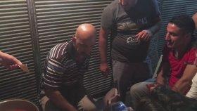 Adanada Gece Yarısı Şırdan Tezgahları