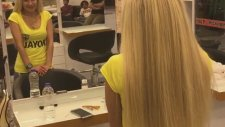 Kısa Saça Saç Kaynak Uygulaması Video by Bülent Yılmaz
