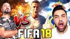 Ronaldo Ve Ümıdı Vs. Sesegel ! Ilk Kapışma Fıfa 18