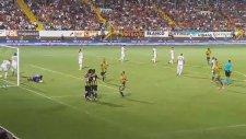 Aytemiz Alanyaspor 1-3 Fenerbahçe Gol: Giuliano (Tribün Çekimi)