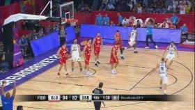 EuroBasket 2017'de Slovenya Şampiyon Oldu