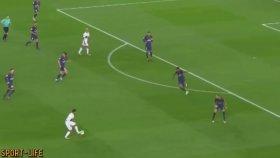 PSG 2-0 Lyon (Maç Özeti - 17 Eylül 2017)