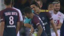 PSG'de Patlak Veren Neymar-Cavani Anlaşmazlığı