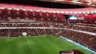 Wanda Metropolitano'ya görkemli açılış