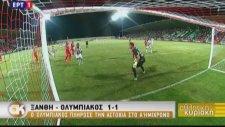 Emmanuel Emenike'nin Maça Damga Vurması!