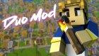 Tuna Kayboldu!  - Mınecraft Duo Mod