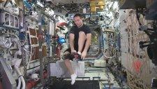 Uzayda Nasıl Egzersiz Yapılır?