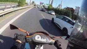 180cc lik Motosiklete NOS Takılması