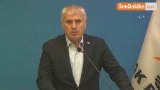 AK Parti Bayburt İl Başkanlığı'nda Devir Teslim Töreni Yapıldı