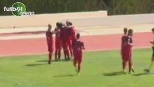 Azman'dan Gareth Bale golü!