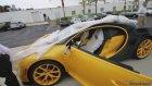 Bugatti Chiron'un Çileden Çıkartan Teslimatı