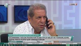 Erman Toroğlu Canlı Yayında Ali Şafak Öztürk'ü Aradı