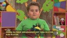 Erzurumlu Efe'den Güldüren Cevaplar! (Çocuktan Al Haberi)