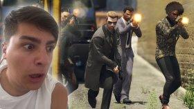 İnşaat Kaçakcılığı - Gta V Online - Burak Oyunda