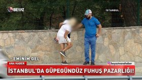 Istanbul'da Güpegündüz Fuhuş Pazarlığı