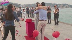 Orkestra ile Sürpriz Evlilik Teklifi   Sürprizler Diyarı